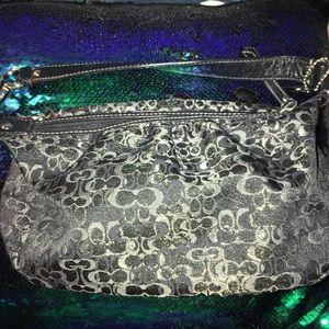 Coach Lurex Handbag